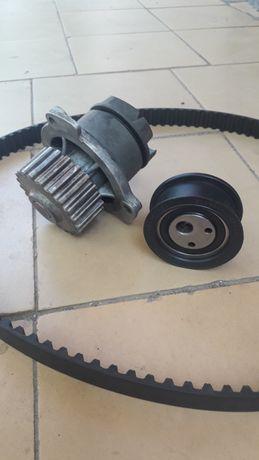 ВАЗ 2109,помпа,натяжной ролик,ремень ГРМ