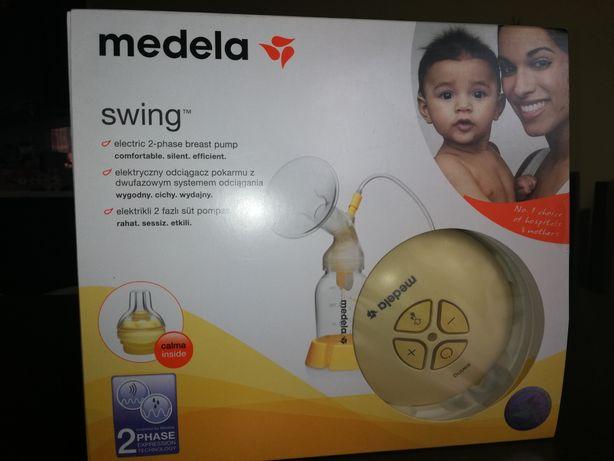 Laktator Medela Swing dwufazowy + gratis
