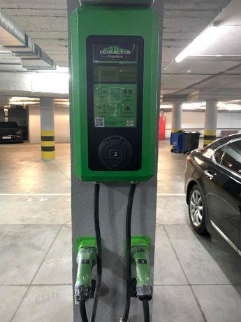 Установка, продажа зарядных станций для электромобилей