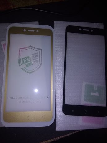 Защитные стекла для Xiomi Redmi 5A