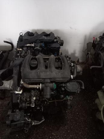 Мотор двигун двигатель 1.9 пежо ситроен dw8 дв8 скудо джампи берлинго