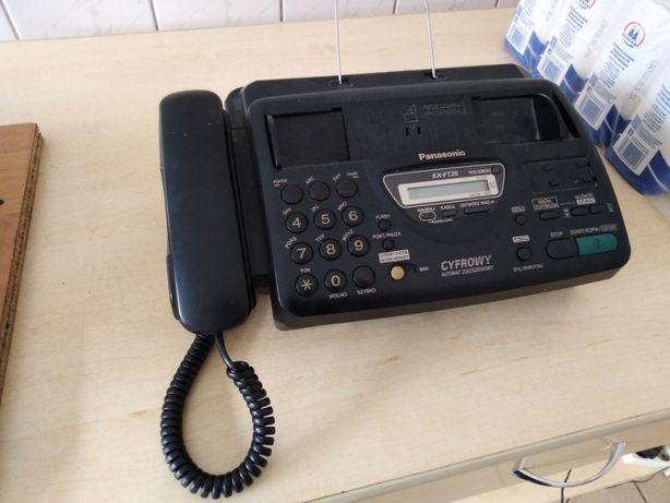 Telefon fax Panasonic stan bardzo dobry