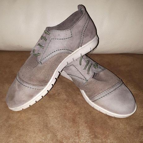 Кроссовки ортопедические Slowwalk мокасины Испания новые спорт туфли