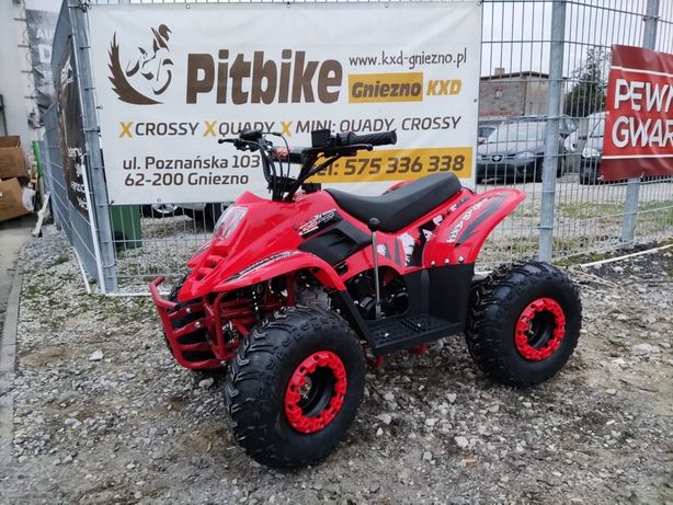 Quad 001 Big Foot 125cc New Design 11KM koła 7' KXD