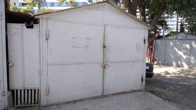 Капитальный гараж на Сверстюк а 25 а