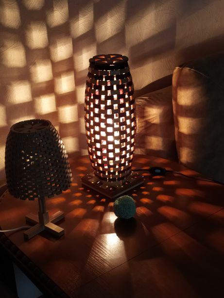 Лампа, декоративный ночник)Ручная работа