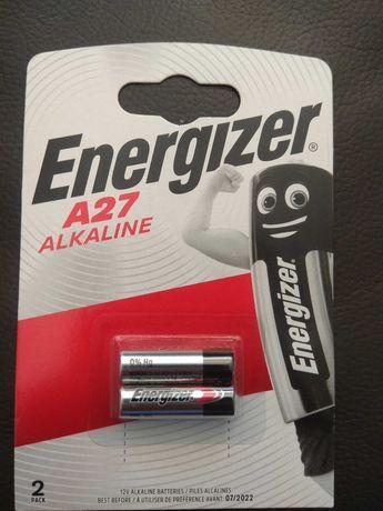 Baterie A27 alkaiczne 2szt