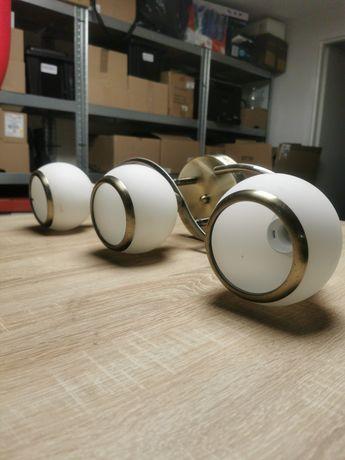 Lampa sufitowa Żyrandol Trzypunktowa