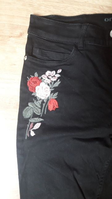 Spodnie orsay 38