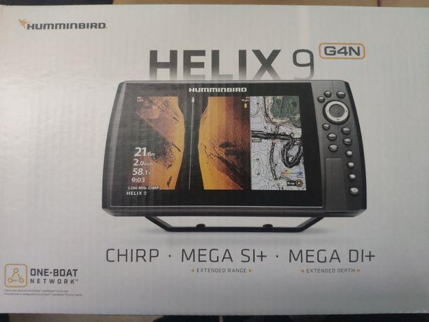 Эхолот Humminbird HELIX 9 CHIRP MEGA SI+ GPS G4NАртикул: 411380-1