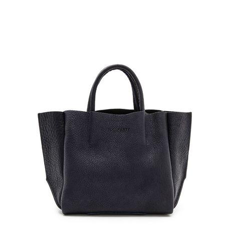 Натуральная кожаная сумка Soho black