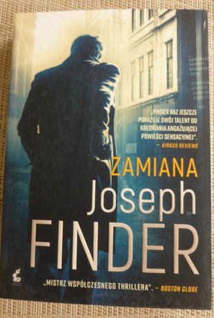 "Joseph Finder-""Zamiana"""