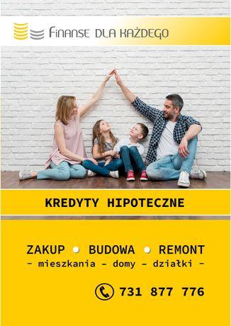 Kredyty HIPOTECZNE Mielec/ kredyt / pożyczka / pożyczki