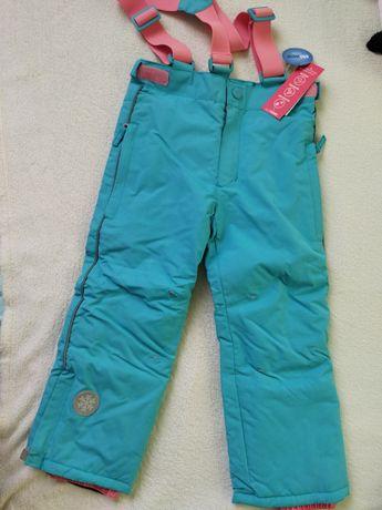 Spodnie narciarskie Smyk Cool club 110 Nowe