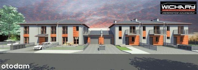Bezczynszowe mieszkanie z balkonem i ogródkiem