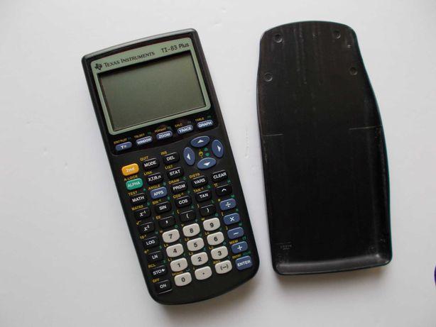 Calculadora científica Texas TI-83 Plus