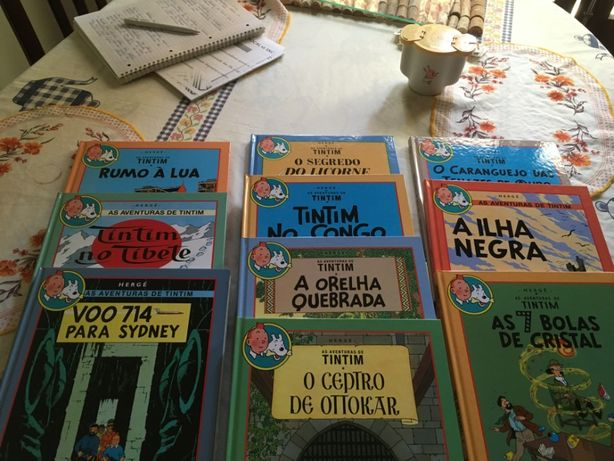 Livros Tim Tim