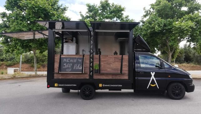 Carrinha / Food Truck / Roulote Bar / Street Food