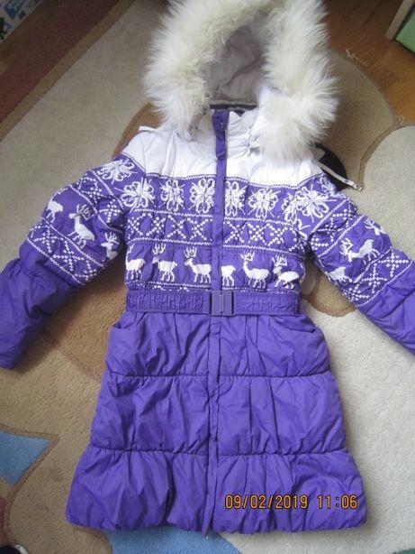 Зимнее пальто Кико 140р.