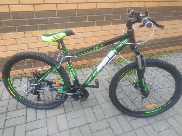 """Новый велосипед Sparto Self 27,5"""""""