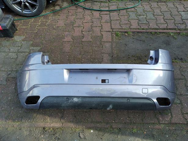 Citroen C4 Coupe 3D zderzak tył tylny oryginał czujniki parkowania