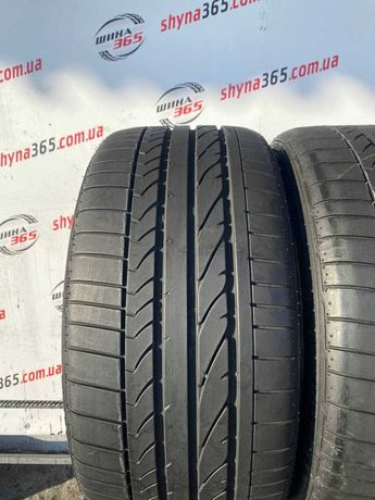 Літні бу шини 255/35 R18 BRIDGESTONE POTENZA RE050A RFT (6.5mm)