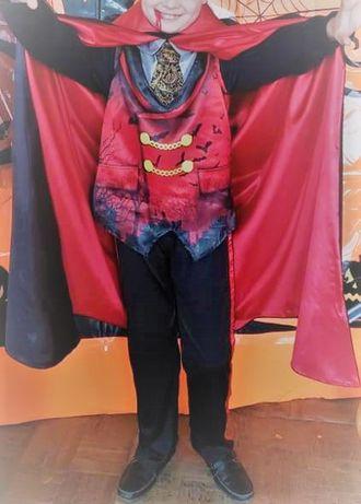Костюм граф Дракула на 8-10 лет
