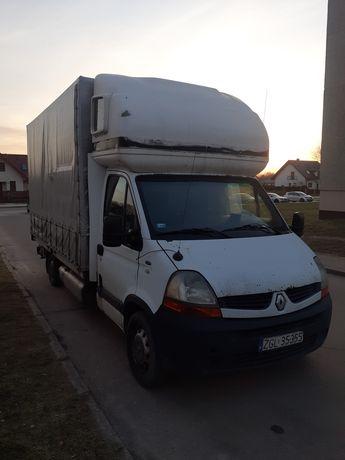 Renault master 2.5 dci 120