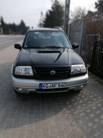 Suzuki GRAND VITARA 2.0TD z Niemiec hak klima 4x4