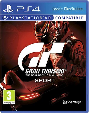 GT Sport Playstation PS4 / PS5