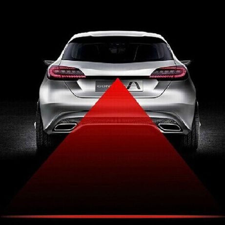 Автомобильная лазерная противотуманная фара
