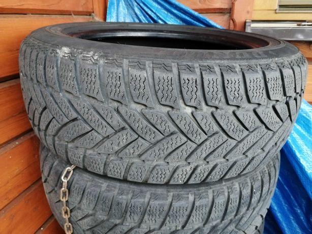 Komplet opon zimowych Dunlop 205/55/16 cena za komplet