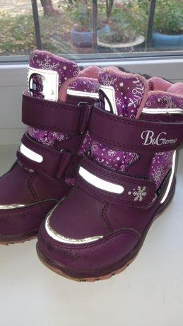 термосапожки ботиночки B&G 24р