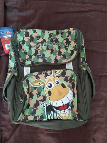 Nowy plecak Semi Line tornister szkolny do szkoły przeszkola