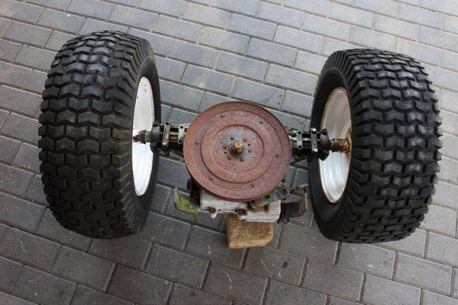 traktorek kosiarka dyfer tylny z kołami
