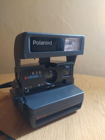 Polaroid 363 closeup
