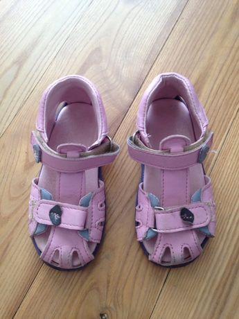 Kornecki sandały dziewczęce r 22 14.5 cm