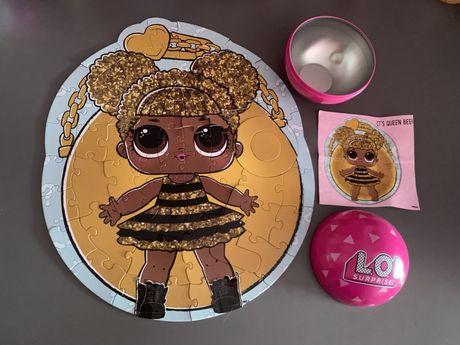 Lol surprise Queen bee puzzle