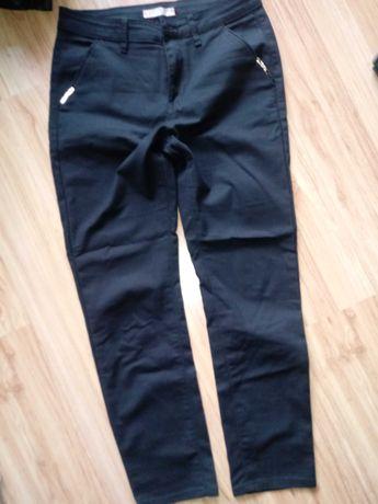 Spodnie materialowe 38 rozne Zara, f&f