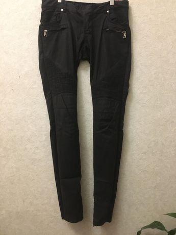 брюки штаны Легенсы Balman джинсы  chanel dolche gabbana