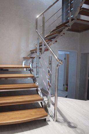Перила,лестницы из нержавеющей стали