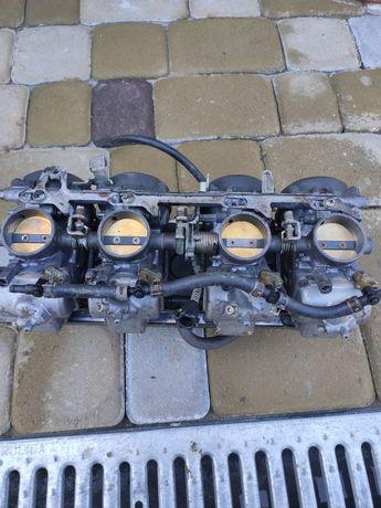 Карбюратори Zzr 600