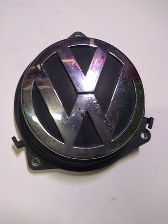 Klamka bagażnika zamek znaczek VW golf 6 passat CC