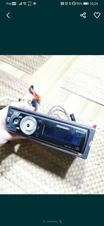 PIONEER DEH-P75BT oraz CD-IB100II ipod adapter