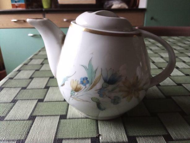 PRL imbryk mały czajniczek porcelana Lubiana