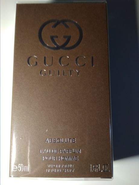 Gucci Guilty Absolute оригинал.