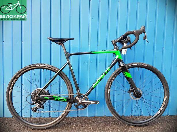 Новий велосипед циклокросс Giant TCX SLR 2 SRAM Apex #Велокрай