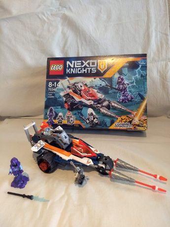 LEGO Nexo Knights 70348 komplet instrukcja pudełko