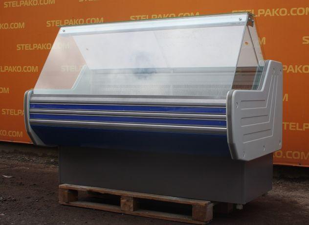 Холодильная витрина «Технохолод Кентукки» 1.6 м., (Украина), Б/у 77180