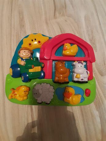 Zabawka dla malucha farma